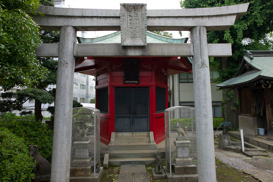 Temple in Nakameguro