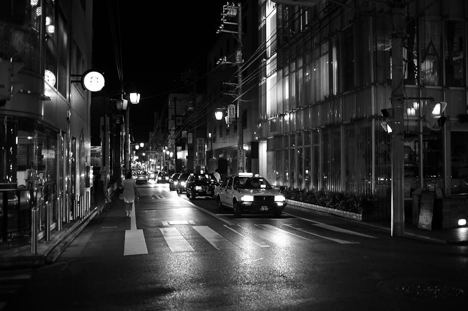 The streets of Jiyugaoka