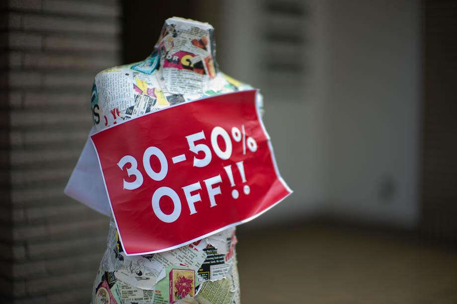 30-50% off