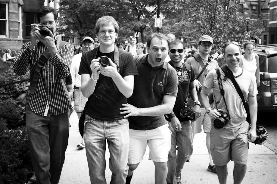 Dave Powell Photo Walk in Boston