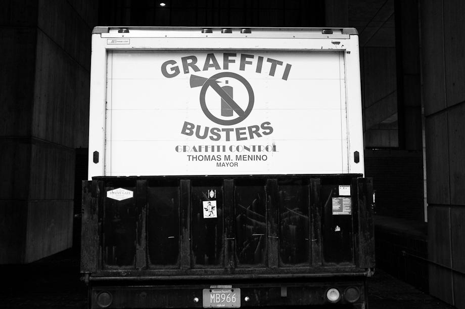 Graffiti Busters in Boston
