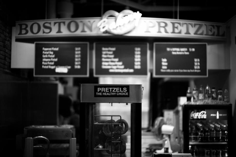 Boston Pretzel