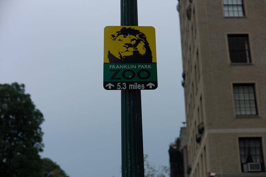 Boston Public Zoo