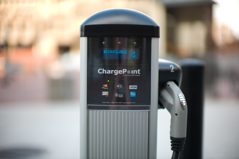 Electronic Car Charger