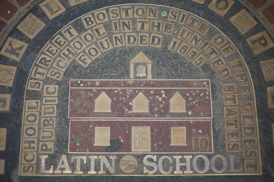 Latin School in Boston