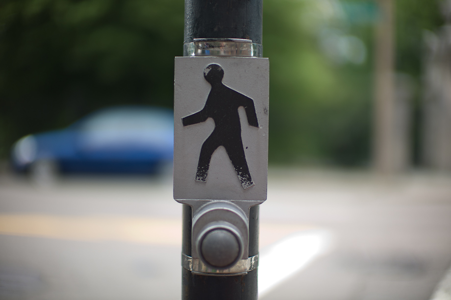 Cross Walk in Boston