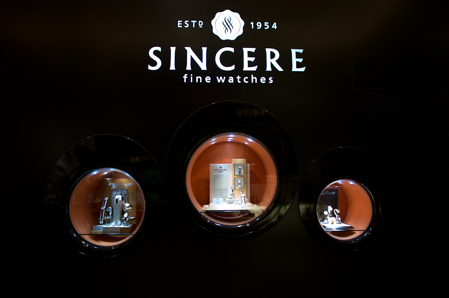 Sincere Watches in Singapore
