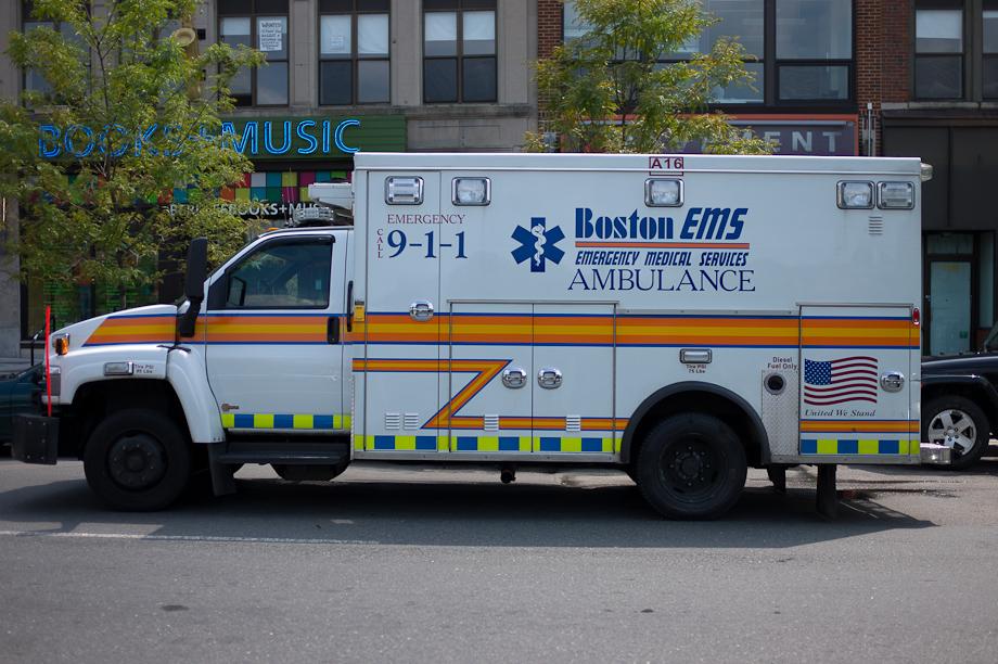 Boston Ambulance