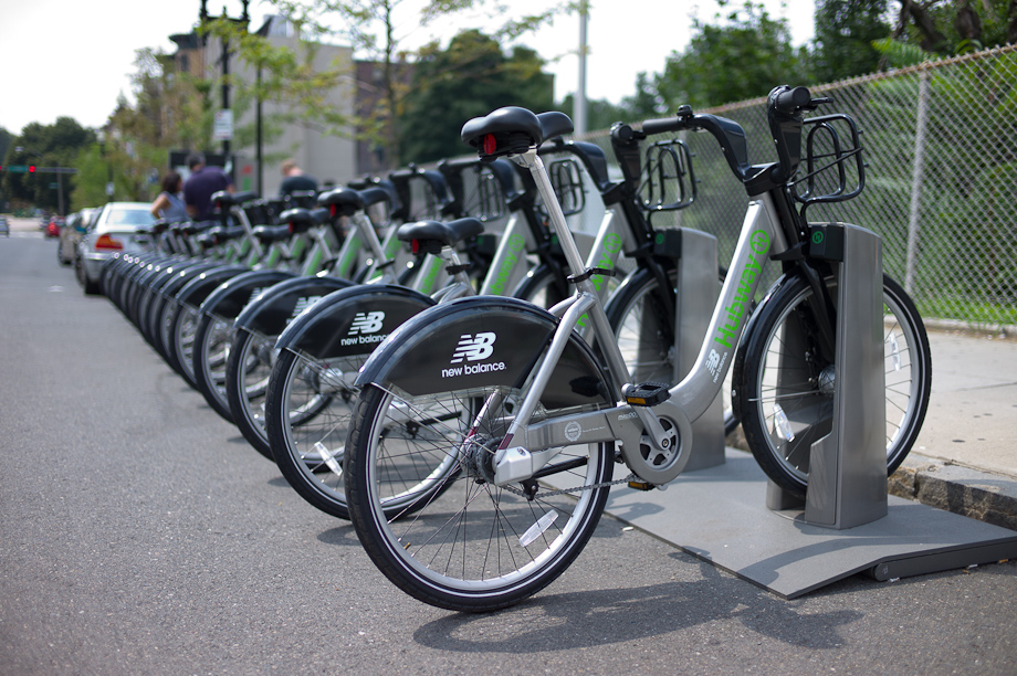 Bike Rental in Boston