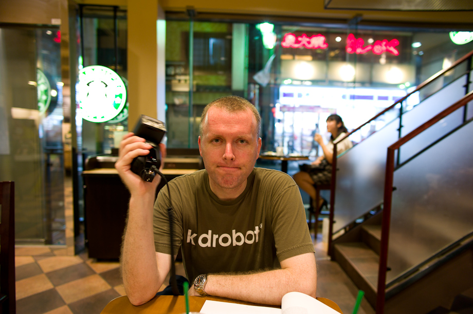 Dave from ShootTokyo