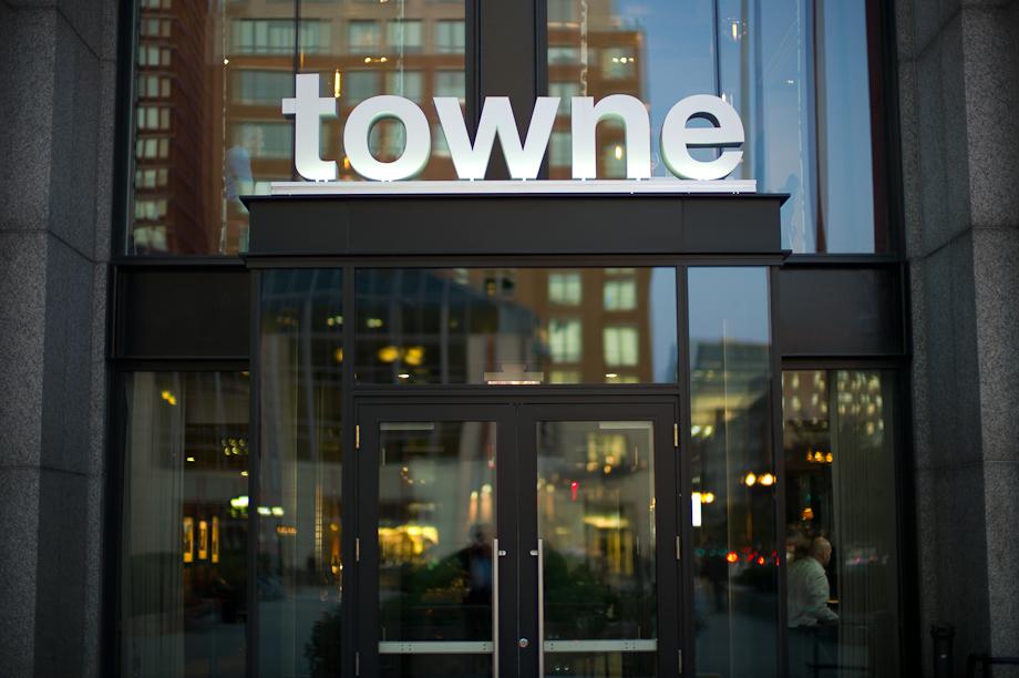 Towne in Boston