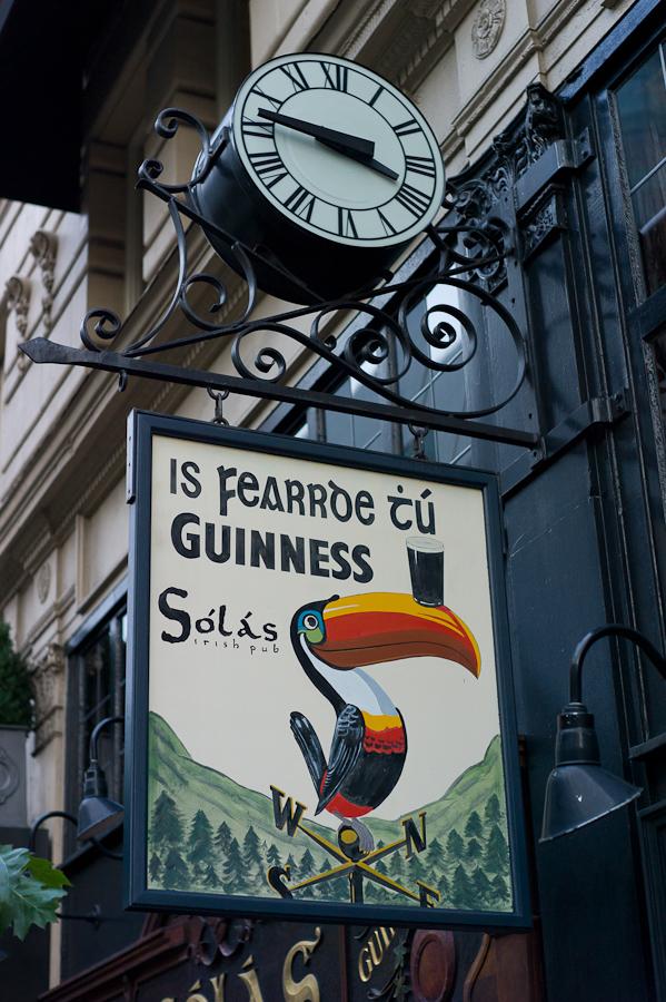 Guinness in Boston