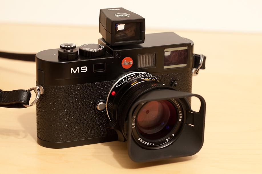 My Leica M9