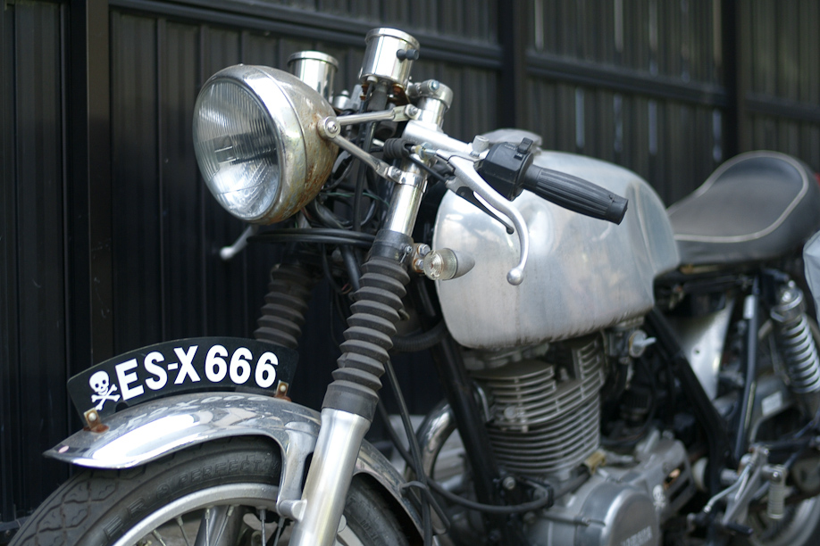 666 Motorcycle