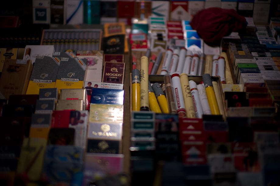 Cigarettes in Beijing