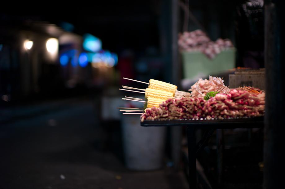 Street Cooking in Beijing