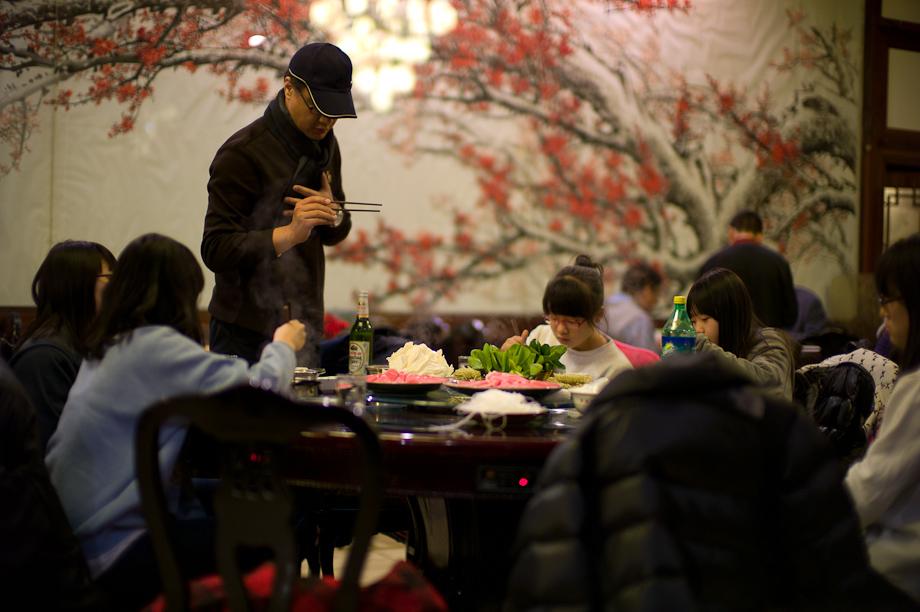 Hot Pot in Beijing