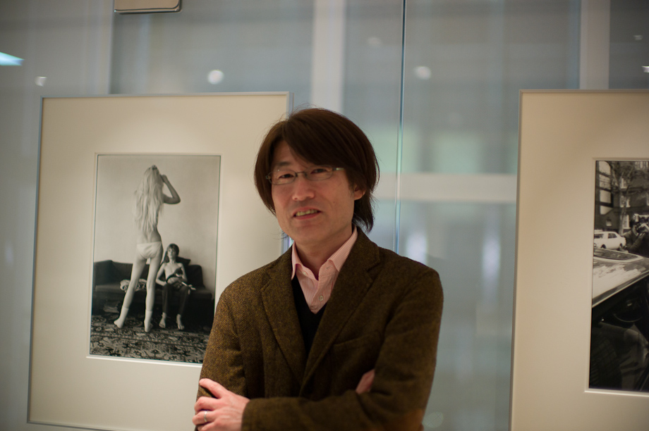 Herbie Yamaguchi's Showing at Leica Ginza