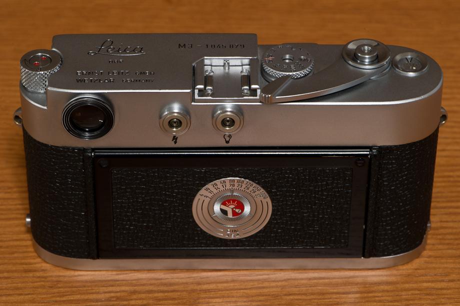 1962 Leica M3 Film Camera