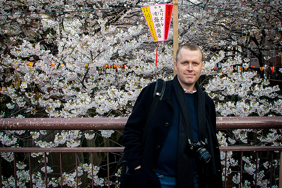 Dave Powell from ShootTokyo