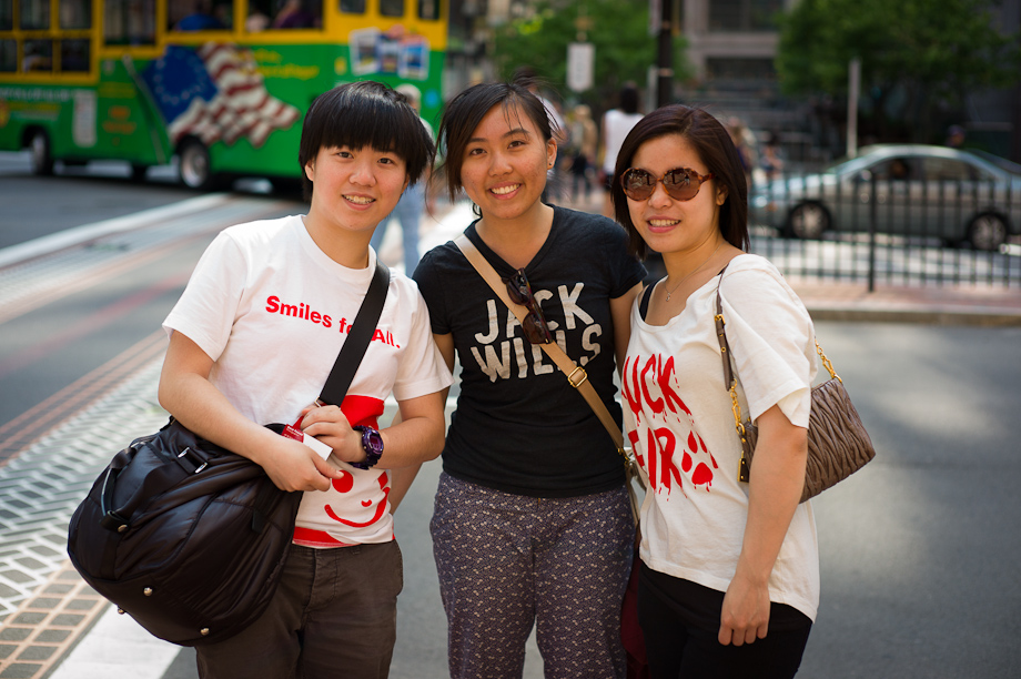 Visiting from Hong Kong