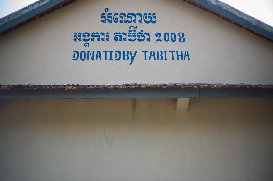 Tabitha Schools in Cambodia