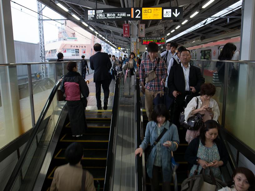 Jiyugaoka Station