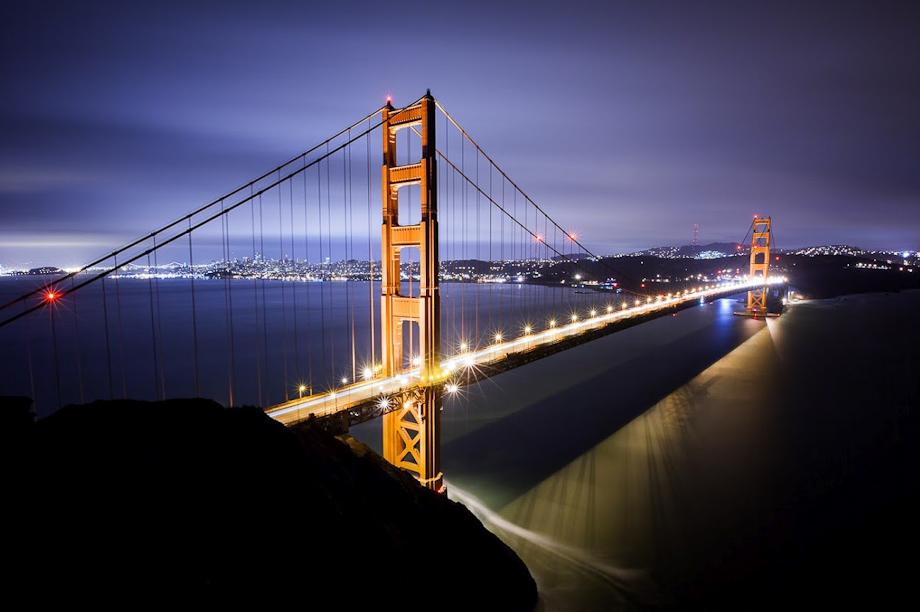Golden Gate Bridge by Vince Mo