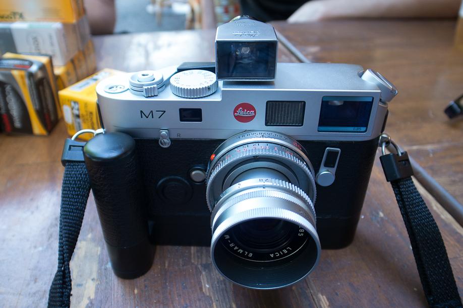 Cameras from ShootTokyo Photowalk