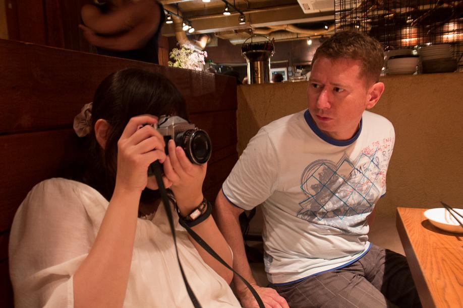ShootTokyo Photowalk Nomikai