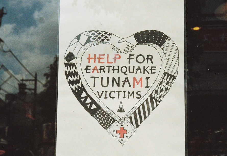 Help for Tsunami Victims