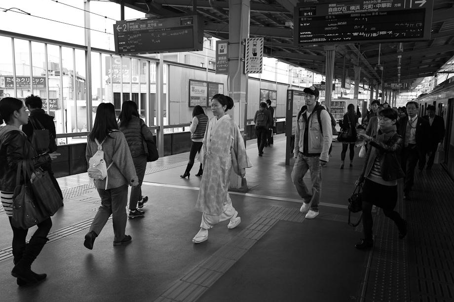 Gakugedaigaku Station