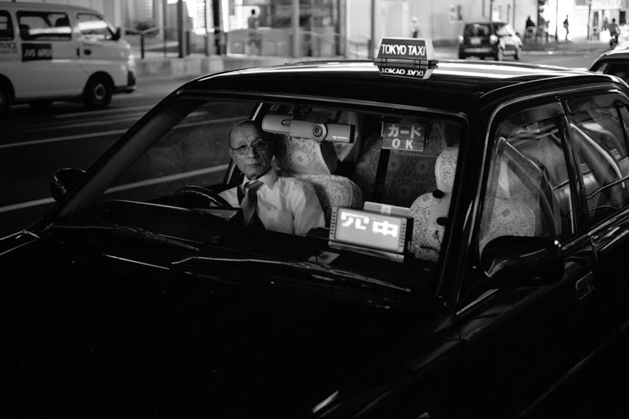 Tokyo Taxi Driver