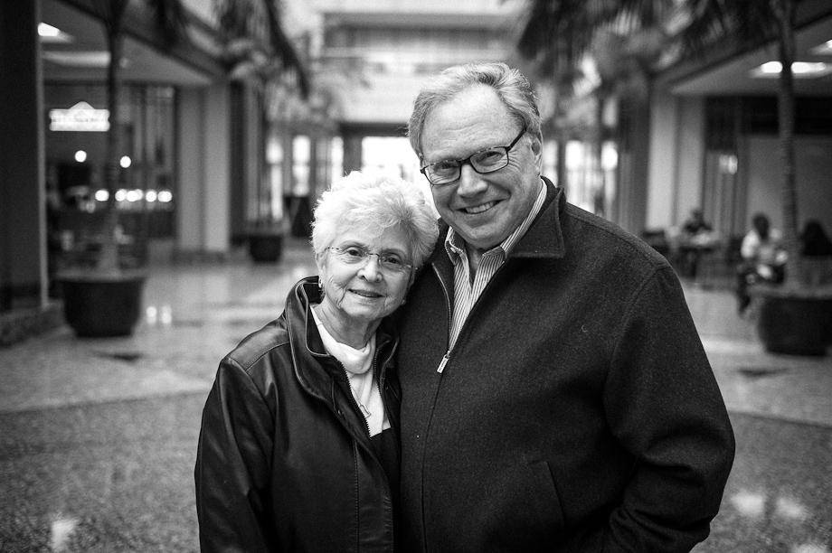 Richard and Marcia Kashnow