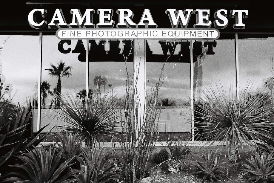 Camera West in Palm Springs