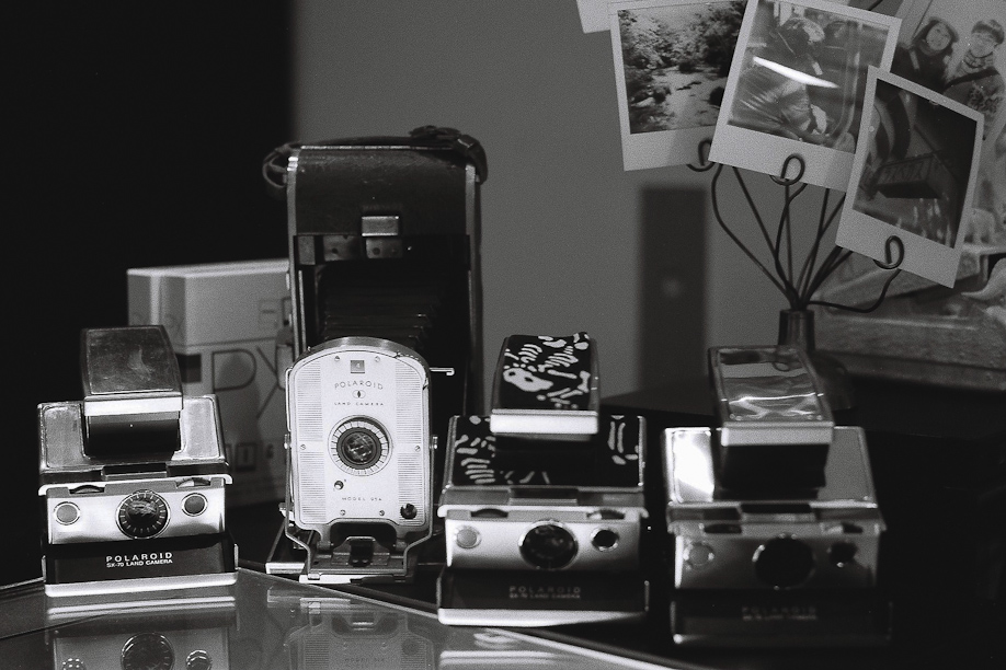 The Impossible Project in Nakameguro