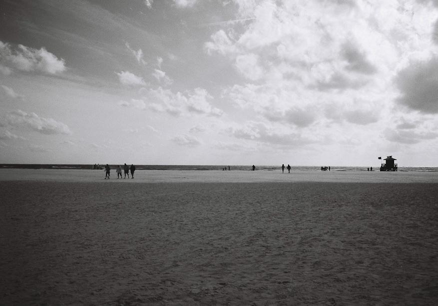Siesta Beach in Florida