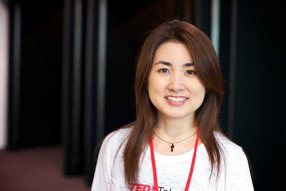 Mika Ueno at TEDxTokyo 2013