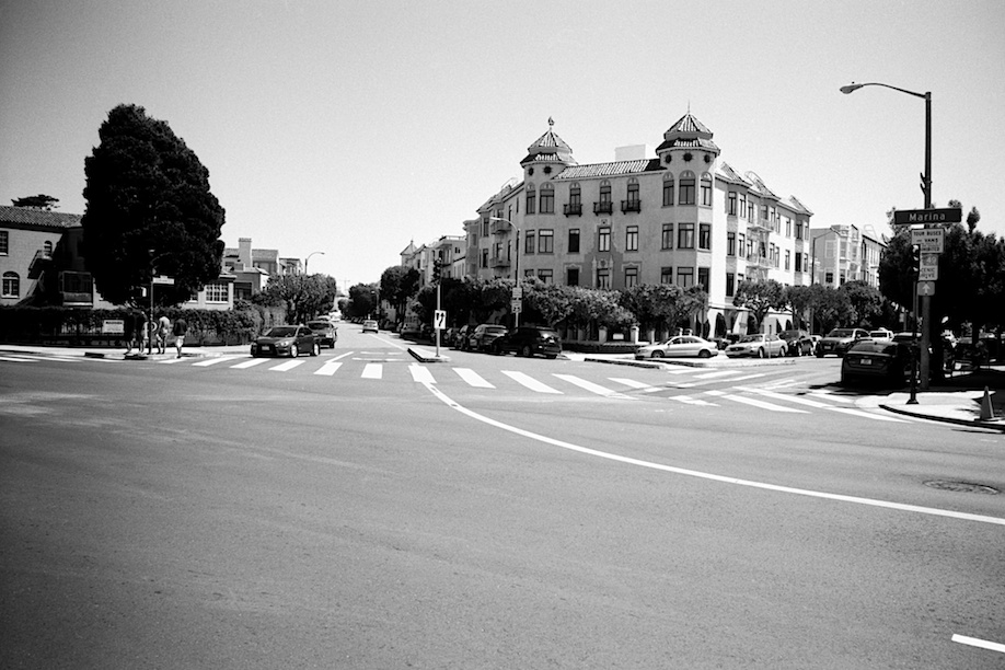 Marina in San Francisco