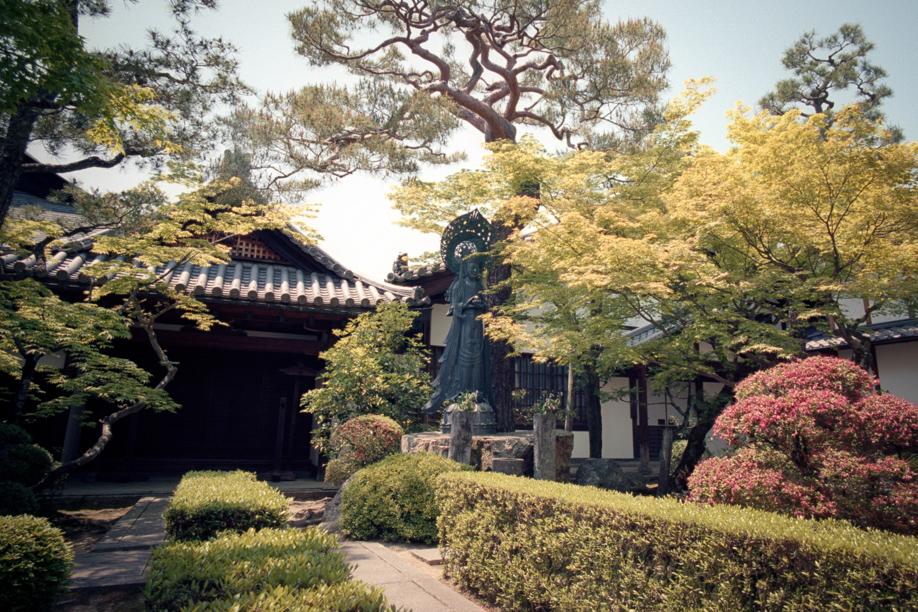 Myoshinji in Kyoto