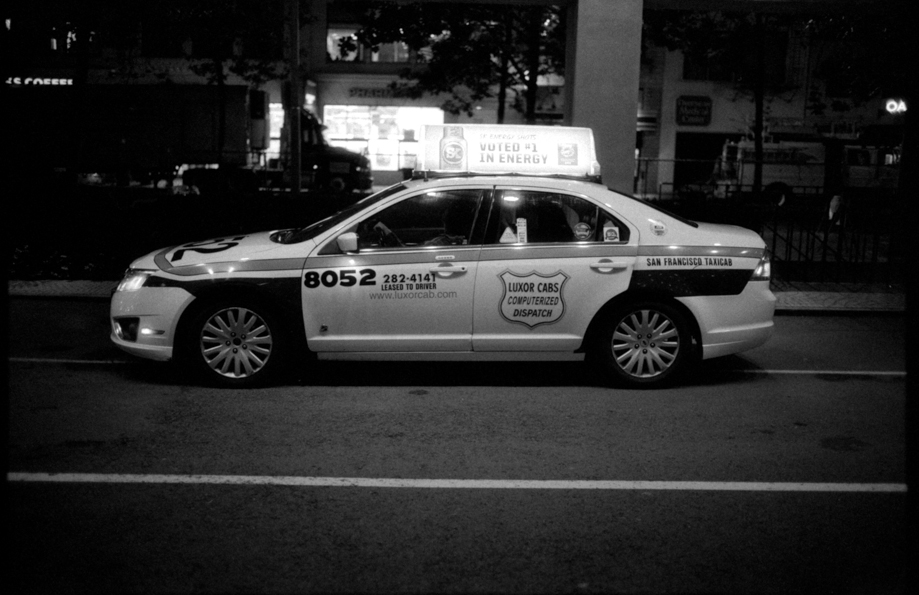 Taxi in San Francisco