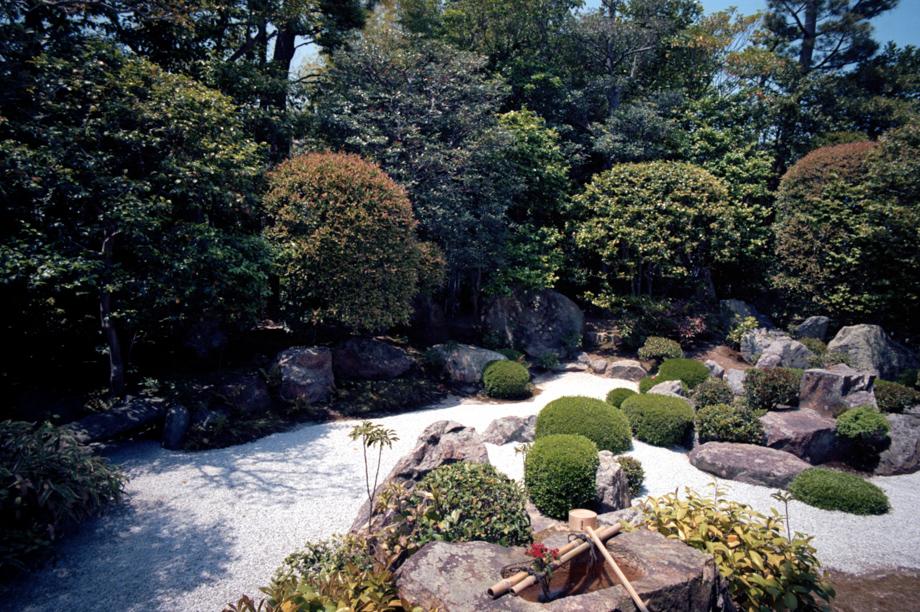 Taizoin Temple in Kyoto