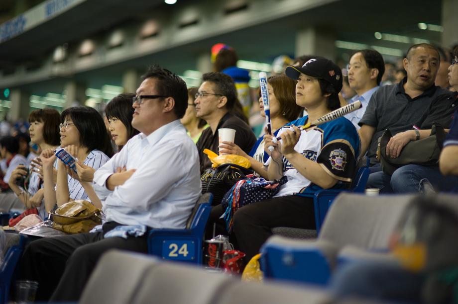 Baseball in Tokyo