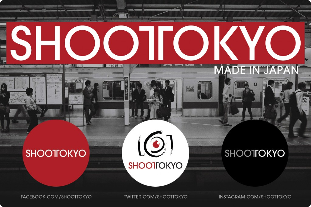 ShootTokyo Button Pack