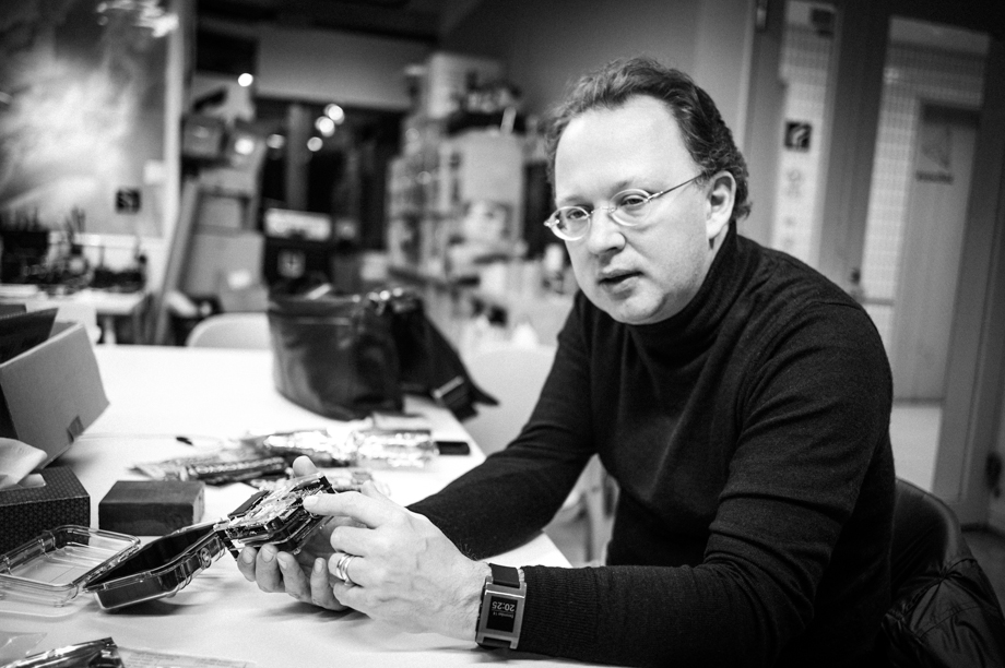 Pieter Franken at Safecast