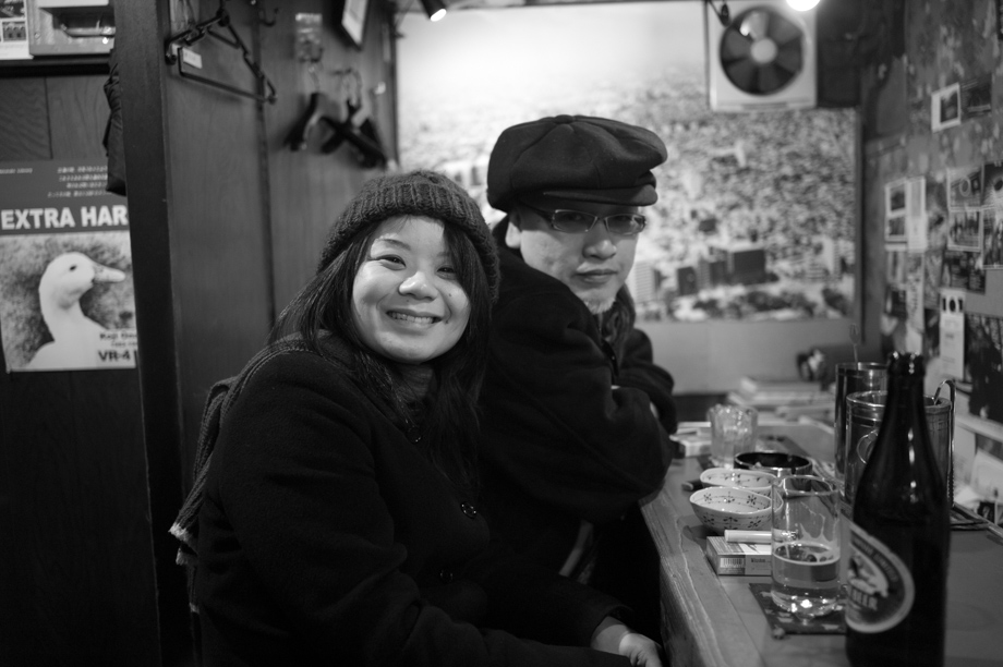 Photographers Bar in Golden Gai