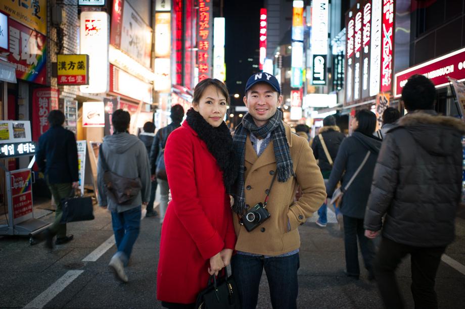 Nathan and Sherry Liusvia