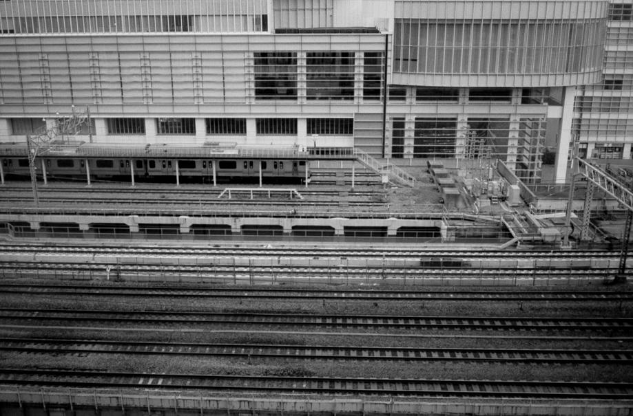Lines in Akihabara