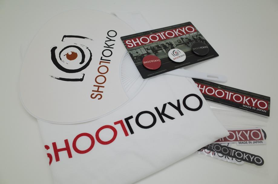 ShootTokyo Swag