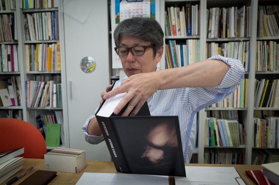 Yamazumi-san